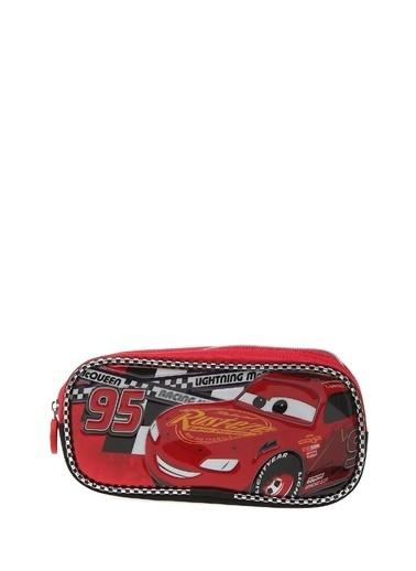 Koton Koton Tek gözlü Cars  Kalem Çantası Kırmızı